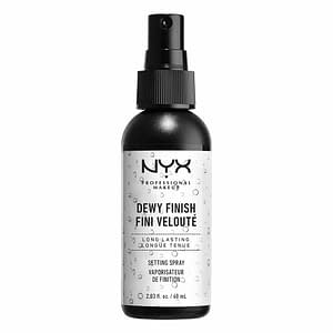 NYX PROF. MAKEUP Dewy Finish Setting Spray