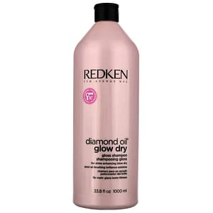 Redken Diamond Oil Glow Dry Gloss Shampoo 1000ml