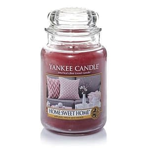Yankee Candle Classic Large Jar Home Sweet Home Candle 623g
