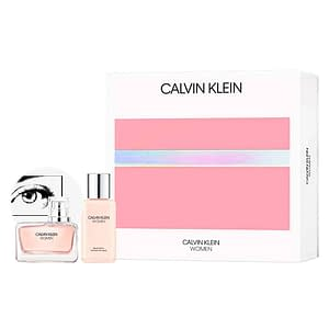 Giftset Calvin Klein Women Edp 50ml + Body Lotion 100ml