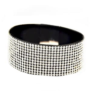 Armband Blingbling Magnetic Silver