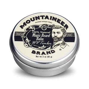 Mountaineer Brand Magic Timber Beard Balm 60g