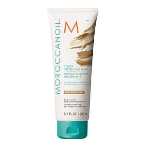 Moroccanoil Color Depositing Mask Champagne 200ml