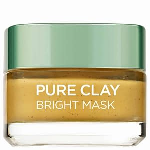 LOreal Pure Clay Bright Face Mask 50ml