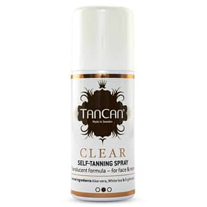TanCan Clear Self-Tanning Spray 100ml