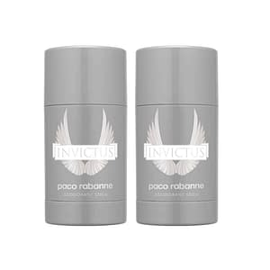 2-pack Paco Rabanne Invictus Deostick 75ml