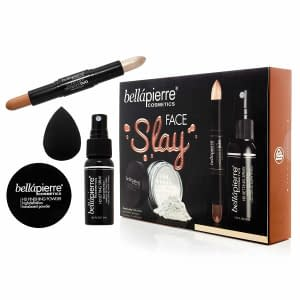 Giftset Bellapierre Face Slay - Fair/Medium