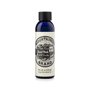Mountaineer Brand Timber Beard Wash 120ml