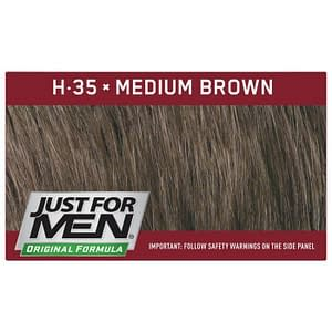 Just For Men Original Formula - Medium Brown H35