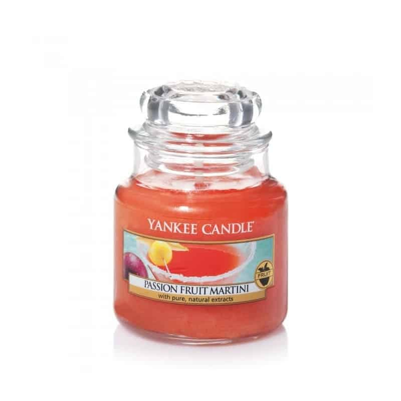 Yankee Candle Classic Small Jar Passion Fruit Martini 104g