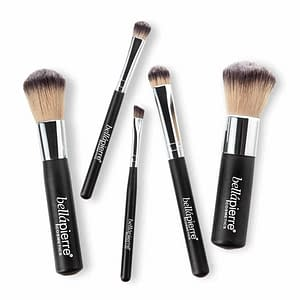 Bellapierre Travel Brush Set 5pc