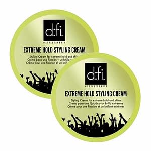 2-pack D:fi Extreme Cream 75g+150g