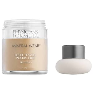 Physicians Formula Mineral Wear Loose Powder SPF 15 - Creamy Natural