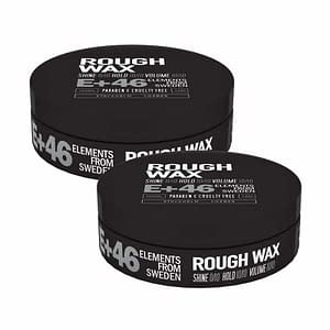 2-pack E+46 Rough Wax 100ml