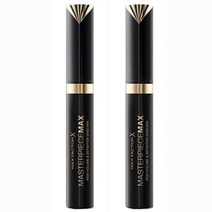 2-pack Max Factor Masterpiece Max Mascara Black 7,2ml