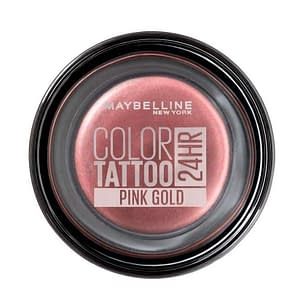 Maybelline Color Tattoo 24H Cream Eyeshadow - Pink Gold