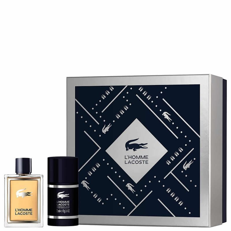Giftset Lacoste L'Homme Lacoste Edt 50ml + Deostick 75ml