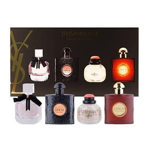 Giftset Yves Saint Laurent Mini Collection 4 x 7.5ml