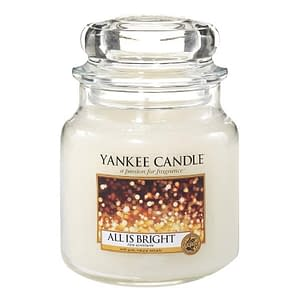 Yankee Candle Classic Small Jar All is Bright 104g