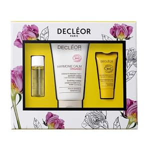 Giftset Decleor Certified Organic Soothing Box