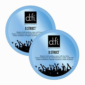 2-pack D:fi D:struct Molding Cream 75g