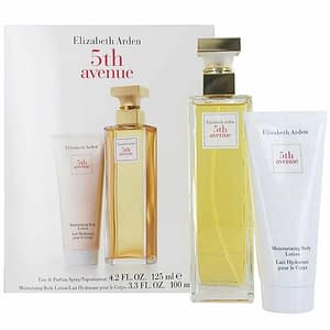Giftset Elizabeth Arden 5th Avenue Edp 125ml + Body Lotion 100ml