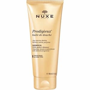 Nuxe Prodigieux Precious Scented Shower Oil 200ml