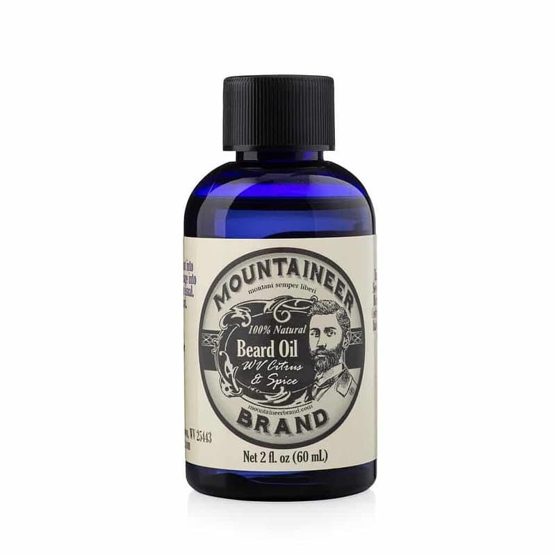 Mountaineer Brand Citrus & Spice Beard Oil 60ml