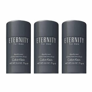 3-pack Calvin Klein Eternity For Men Deostick 75ml
