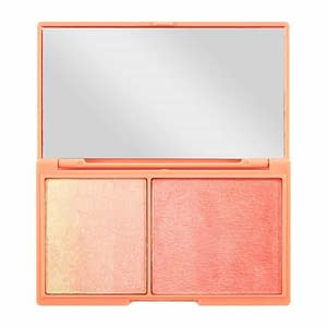 Makeup Revolution I Heart Revolution Peach and Glow Mini Chocolate Duo