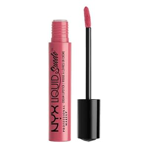 NYX PROF. MAKEUP Liquid Suede Cream Lipstick - Tea & Cookies