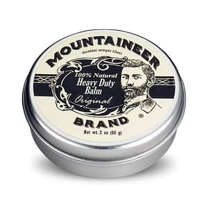 Mountaineer Brand Heavy Duty Beard Balm 60g
