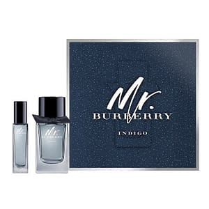 Giftset Burberry Mr Burberry Indigo 100ml Edt + 30ml Edt